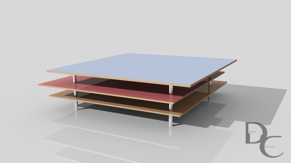 Table basse design by davalexz28 on deviantart - Table basse peinte ...