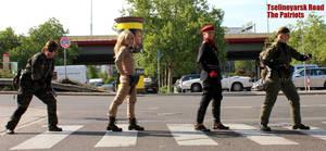 MGS3: Tselinoyarsk Road