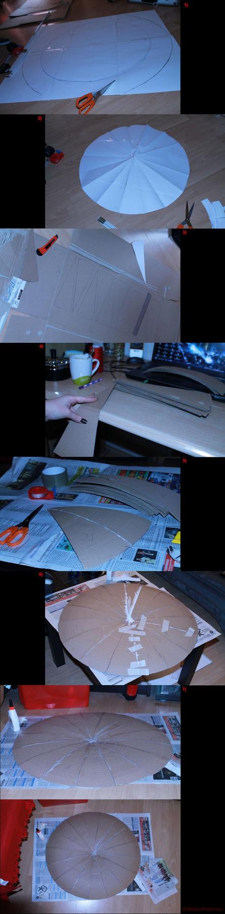 WIP: Cap's Shield by MorbusParkinson