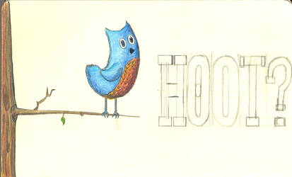 blue hoot