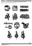 Aiman's Logos