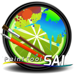 Paint Tool Sai Icon for Windows 7
