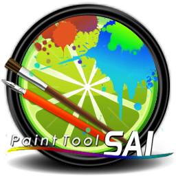 Paint Tool Sai Icon for Windows 7 by ExCharny