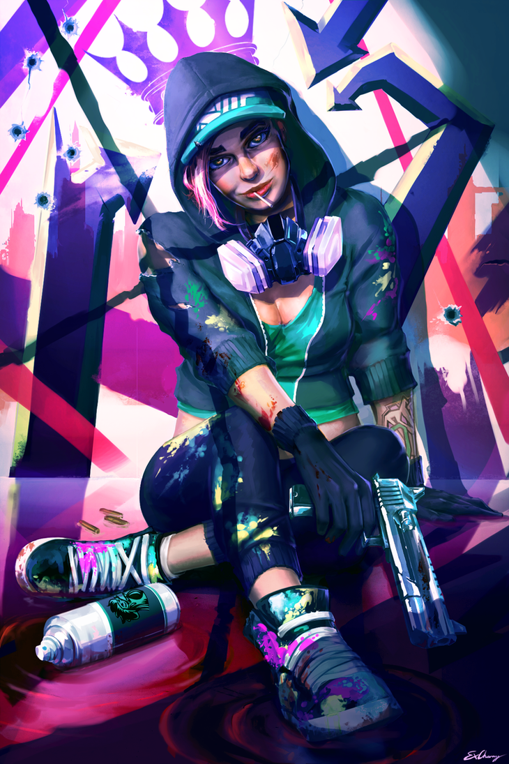 Dirty Business  Fortnite fanart  by ExCharny on DeviantArt
