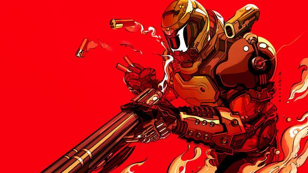 Explore Best Doomslayer Art On Deviantart