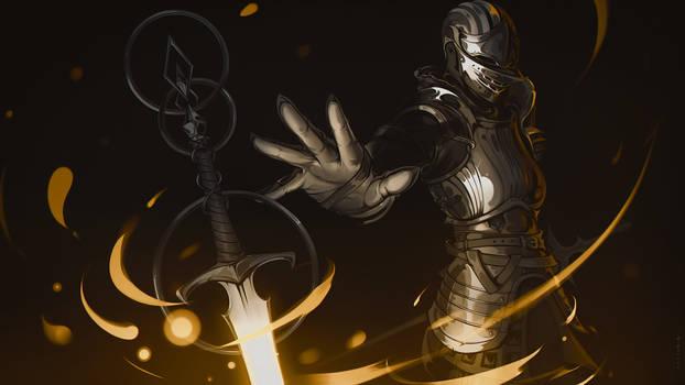 Archstone [ Demon's Souls fanart ]