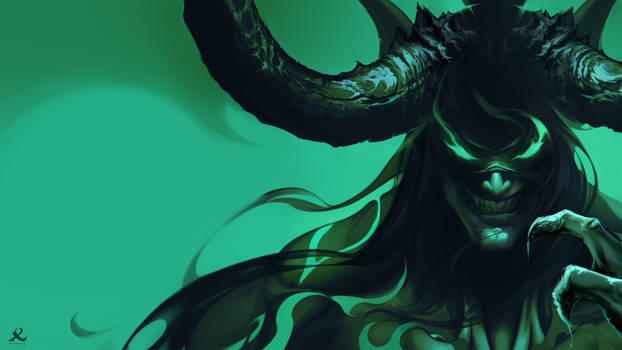 Illidan [ World of Warcraft fanart ]