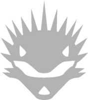 Hedgehog Fullbottle Icon by CometComics