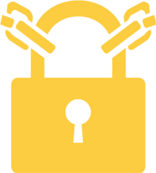 Lock Fullbottle Icon by CometComics