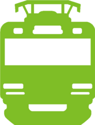 Train Fullbottle Icon by CometComics