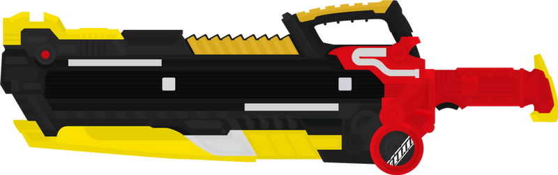 Kamen Rider Build - Fullbottle Buster
