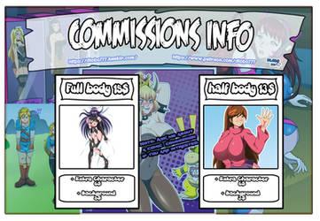 Anuncio Comisiones Info by dlobo777