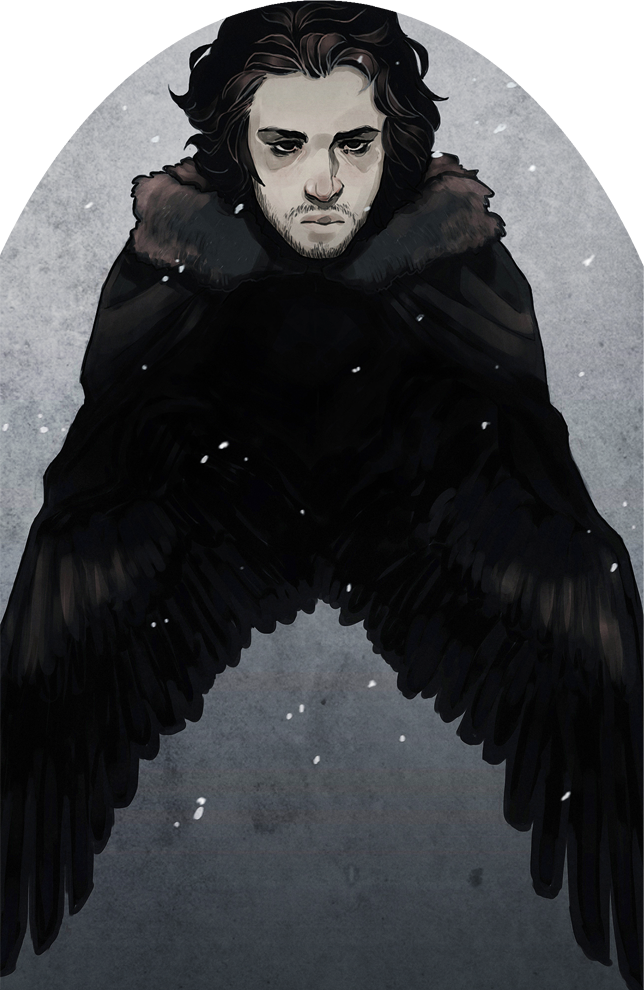 TheCrow by creepy9