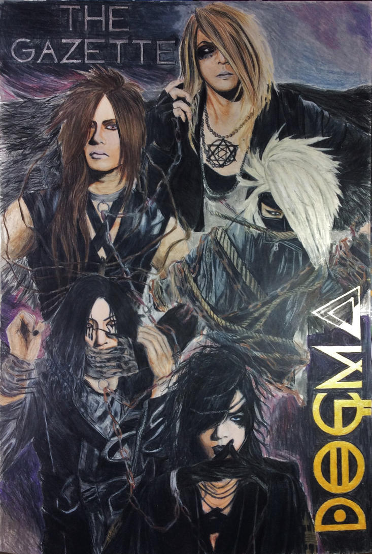 The GazettE DOGMA by brynhildr13