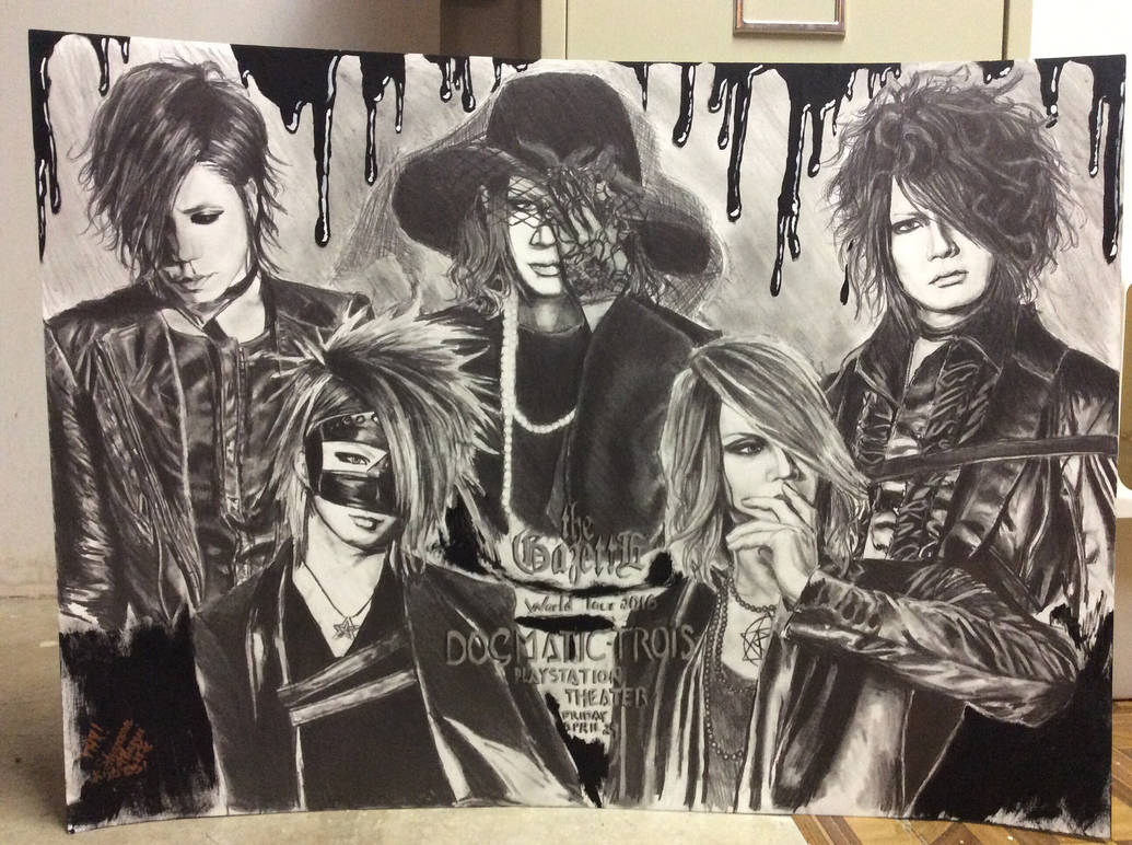 The GazettE - UNDYING (DOGMATIC -TROIS-)