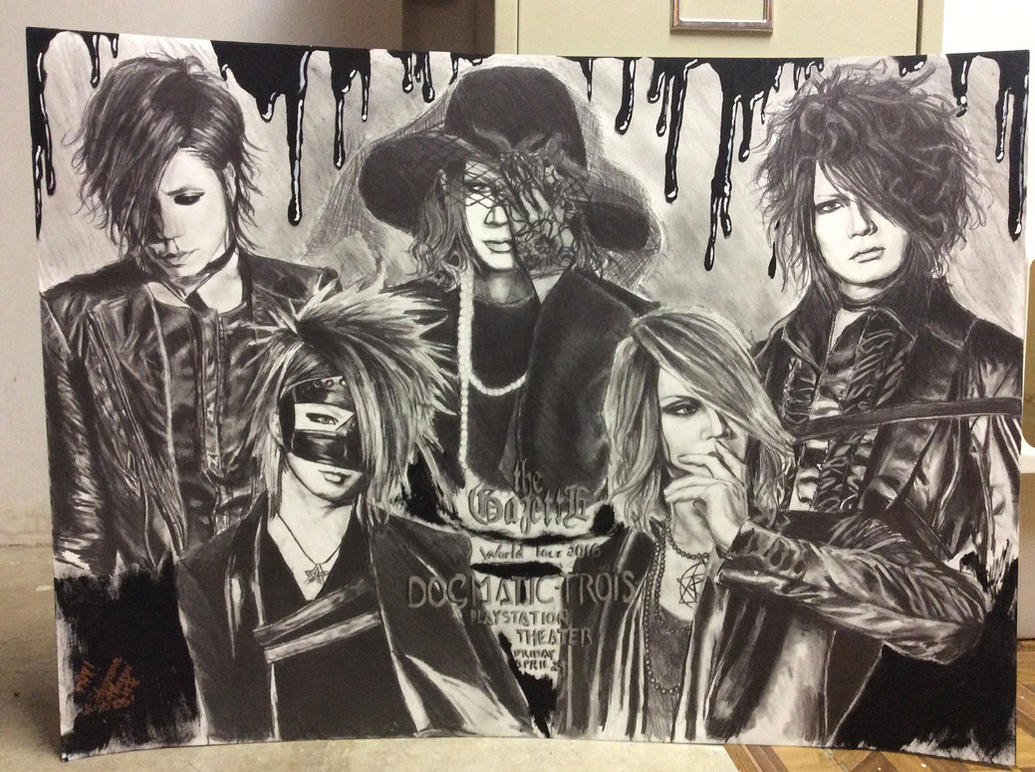 The GazettE - UNDYING (DOGMATIC -TROIS-) by brynhildr13