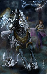 Yuna and Ixion