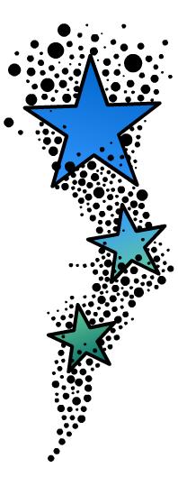 Tattoo Designs Stars And Swirls