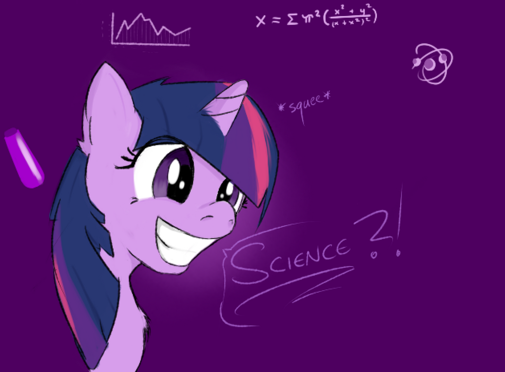 Twilight Study  ('Squee face') by Firgof
