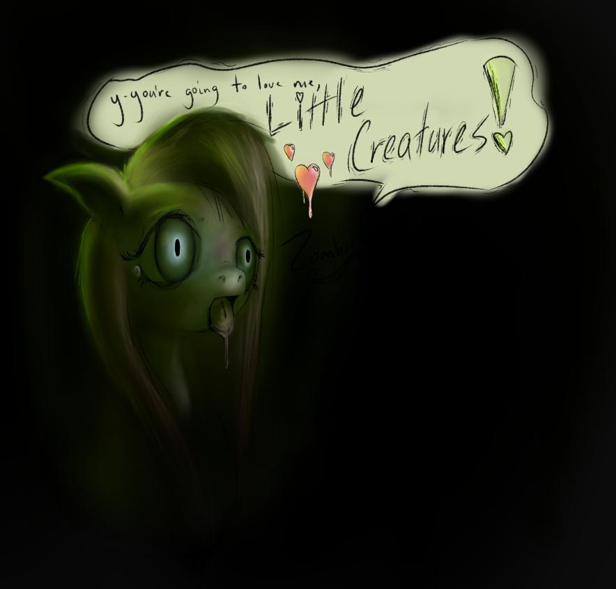 Zombieshy by Firgof