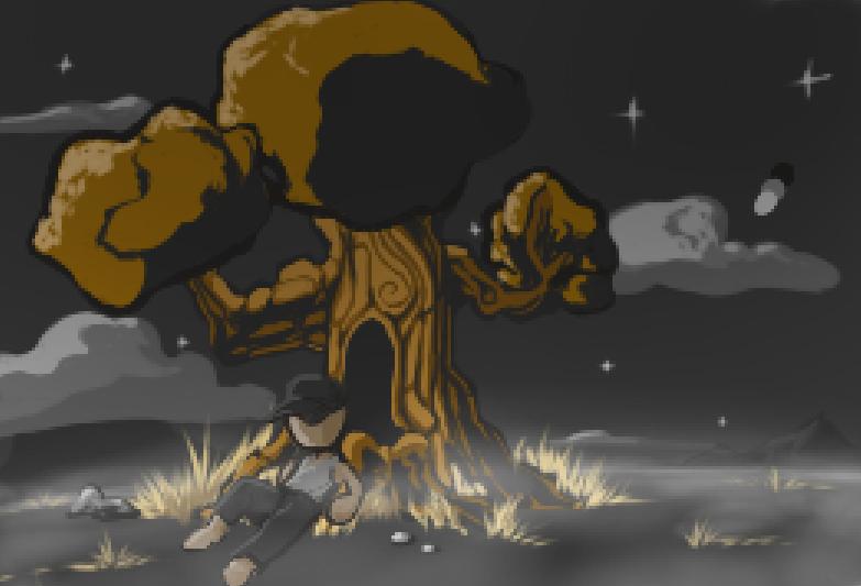 Random Tree by Firgof