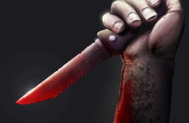 'Heavy is the Knife' by Firgof