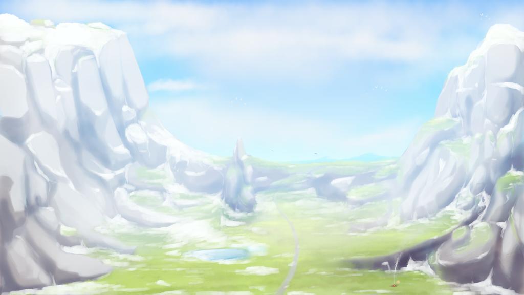 Speed Paint #2 - Elien (Snow in Summer) by Firgof