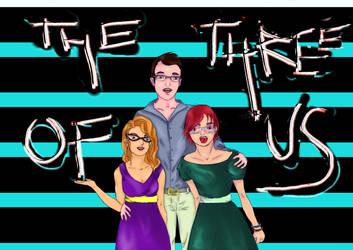 The three of us by vikiuz
