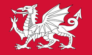 The Grand War: Flag of Anglo-Saxon Britain