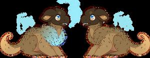 Dwarf fumi custom for Icarusis