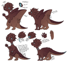 [Species Concepts] Potion Sippers by Fumi-LEX