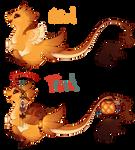 Warkly the Lantern Dragon