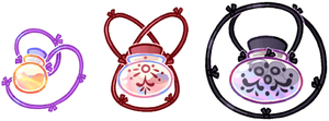 [BioFUMES-ARPG] Fog Leadership Amulets