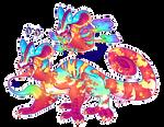 [Fumi custom] Chameleon Color EXPLOSION