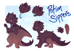 [Potion Sippers] Species Guide
