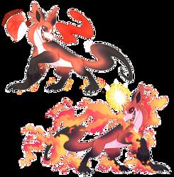 [Fumi custom] Phoenix Fire