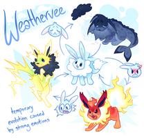 [Pokemon OC Auction] Weathervee CLOSED
