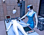 Robot creates Robot