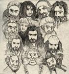 The Hobbit-Dwarves