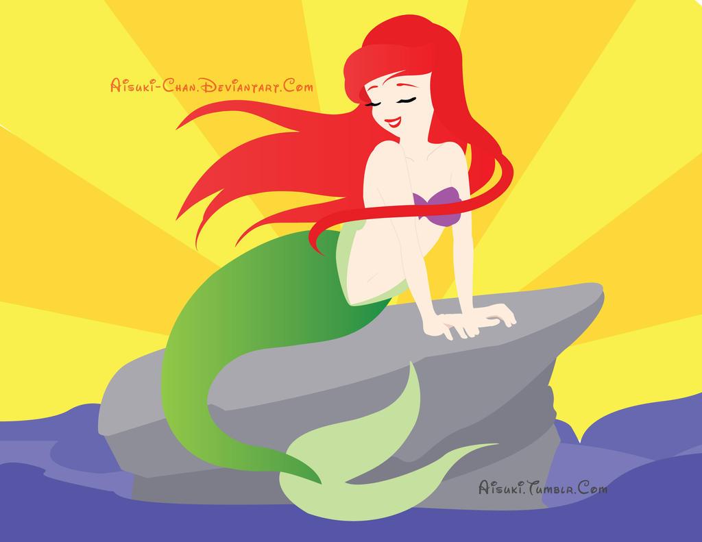 Ariel by Aisuki-Chan