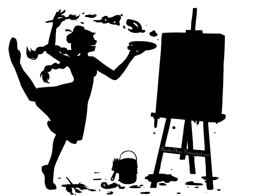 Painter by Aisuki-Chan
