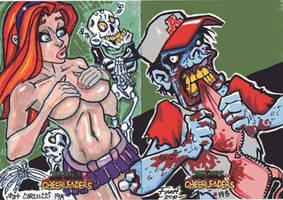 Zombies Vs. Cheerleaders PVP1