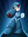 Megaman Tribute by Finch