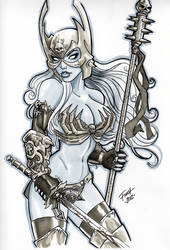 Lich King favourites by CaptainRon023 on DeviantArt