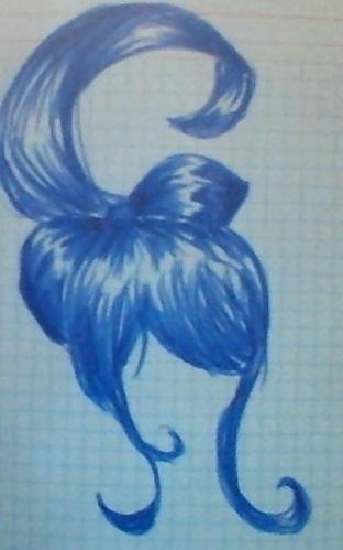 practica de cabello by Llepon