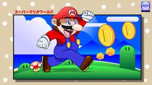 Super Mario World by RetroNovaDA