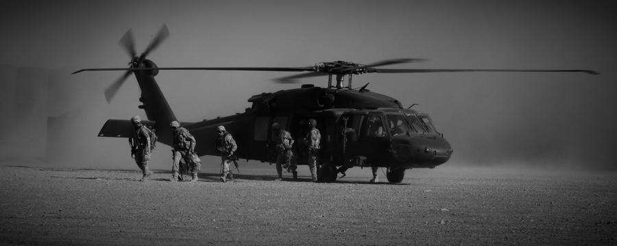 BlackHawk UH-60 by Whyuplagueme