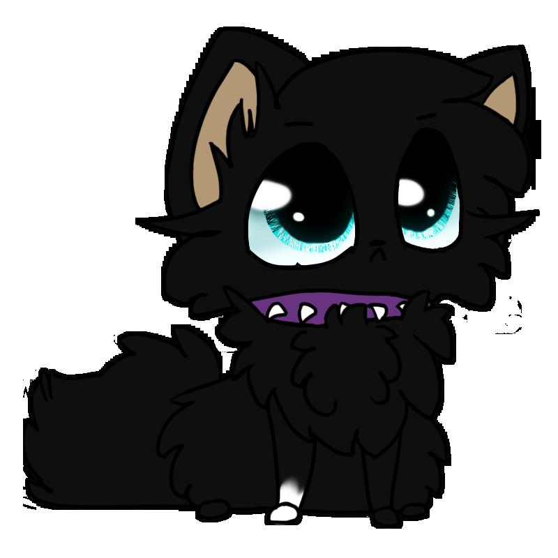 Scourge Chibi by StarMapleStar on DeviantArt  Warrior Cat Chibi