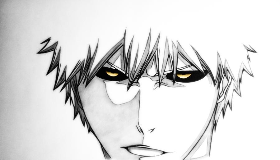 Hollow Ichigo By TricepTerry On DeviantArt