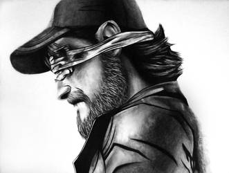 Kenny - The Walking Dead by TricepTerry